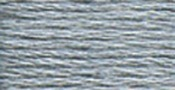 Steel Grey Light - DMC Six Strand Embroidery Cotton 100 Gram Cone