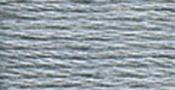 Steel Grey Light - DMC Six Strand Embroidery Cotton 100 Gram Cone