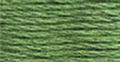 Pistachio Green Medium - DMC Six Strand Embroidery Cotton 100 Gram Cone