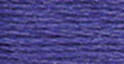 Blue Violet Very Dark - DMC Six Strand Embroidery Cotton 100 Gram Cone