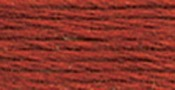 Terra Cotta Dark - DMC Six Strand Embroidery Cotton 100 Gram Cone
