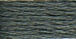Pewter Grey Dark - DMC Six Strand Embroidery Cotton 100 Gram Cone