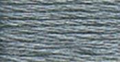 Steel Grey Dark - DMC Six Strand Embroidery Cotton 100 Gram Cone