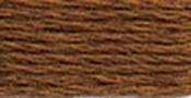 Brown Medium - DMC Six Strand Embroidery Cotton 100 Gram Cone