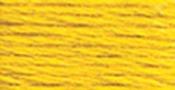 Lemon Dark - DMC Six Strand Embroidery Cotton 100 Gram Cone