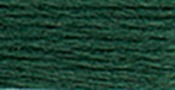 Blue Green Very Dark - DMC Six Strand Embroidery Cotton 100 Gram Cone