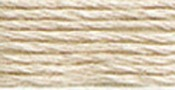 Beige Brown Ultra Very Light - DMC Six Strand Embroidery Cotton 100 Gram Cone