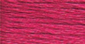 Cranberry Dark - DMC Six Strand Embroidery Cotton 100 Gram Cone