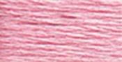 Cranberry Very Light - DMC Six Strand Embroidery Cotton 100 Gram Cone