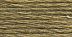 Beige Grey Very Dark - DMC Six Strand Embroidery Cotton 100 Gram Cone