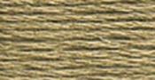 Beige Grey Dark - DMC Six Strand Embroidery Cotton 100 Gram Cone