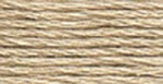 Beige Grey Medium - DMC Six Strand Embroidery Cotton 100 Gram Cone