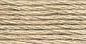 Beige Grey Medium - DMC Six Strand Embroidery Cotton 100 Gram Cone