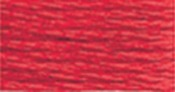 Christmas Red Bright - DMC Six Strand Embroidery Cotton 100 Gram Cone