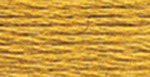 Old Gold Medium - DMC Six Strand Embroidery Cotton 100 Gram Cone