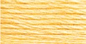 Yellow Light Pale - DMC Six Strand Embroidery Cotton 100 Gram Cone
