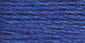 Cornflower Blue Dark - DMC Six Strand Embroidery Cotton 100 Gram Cone
