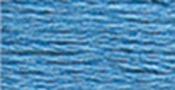 Blue Medium - DMC Six Strand Embroidery Cotton 100 Gram Cone