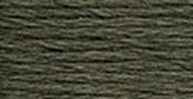 Beaver Grey Ultra Dark - DMC Six Strand Embroidery Cotton 100 Gram Cone