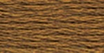 Hazelnut Brown Very Dark - DMC Six Strand Embroidery Cotton 100 Gram Cone