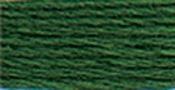 Hunter Green Very Dark - DMC Six Strand Embroidery Cotton 100 Gram Cone