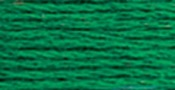 Emerald Green Very Dark - DMC Six Strand Embroidery Cotton 100 Gram Cone