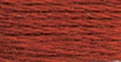 Red Copper - DMC Six Strand Embroidery Cotton 100 Gram Cone