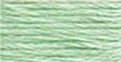 Nile Green Light - DMC Six Strand Embroidery Cotton 100 Gram Cone