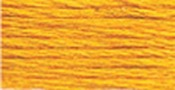 Canary Deep - DMC Six Strand Embroidery Cotton 100 Gram Cone