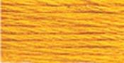 Canary Deep - DMC Six Strand Embroidery Cotton 100 Gram Cone