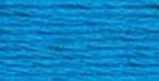 Electric Blue Dark - DMC Six Strand Embroidery Cotton Floss