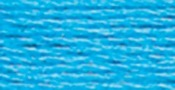 Electric Blue Medium - DMC Six Strand Embroidery Cotton Floss 100 Gram Cone