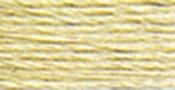 Yellow Beige Light - DMC Six Strand Embroidery Cotton 100 Gram Cone