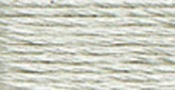 Beaver Grey Very Light - DMC Six Strand Embroidery Cotton 100 Gram Cone