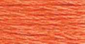 Apricot Medium - DMC Six Strand Embroidery Cotton 100 Gram Cone
