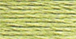Yellow Green Light - DMC Six Strand Embroidery Cotton 100 Gram Cone