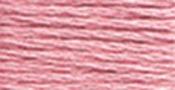 Dusty Rose Light - DMC Six Strand Embroidery Cotton Floss 100 Gram Cone-