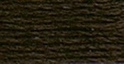 Black Brown - DMC Six Strand Embroidery Cotton 100 Gram Cone