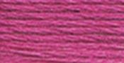 Plum Light - DMC Six Strand Embroidery Floss Cotton 100 Gram Cone