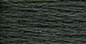 Pewter Grey Very Dark - DMC Six Strand Embroidery Cotton 100 Gram Cone