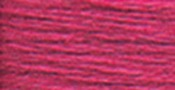 Cyclamen Pink Dark - DMC Six Strand Embroidery Cotton 100 Gram Cone
