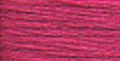 Cyclamen Pink Dark - DMC Six Strand Embroidery Cotton 100 Gram Cone
