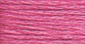 Cyclamen Pink Light - DMC Six Strand Embroidery Cotton 100 Gram Cone