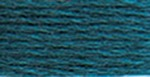 Turquoise Ultra Very Dark - DMC Six Strand Embroidery Cotton 100 Gram Cone