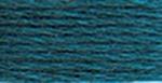 Turquoise Ultra Very Dark - DMC Six Strand Embroidery Cotton 100 Gram Cone