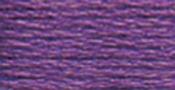 Lavender Ultra Dark - DMC Six Strand Embroidery Cotton 100 Gram Cone-