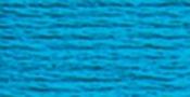 Turquoise Dark Bright - DMC Six Strand Embroidery Cotton 100 Gram Cone