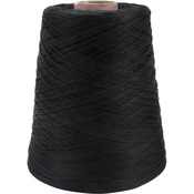 Black - DMC Six Strand Embroidery Cotton 500 Gram Cone