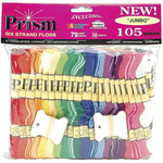 Prism Six - Strand Floss Jumbo Pack