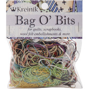 Bag O' Bits Metallic Thread 11g-